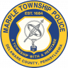 Marple Township Police Department Badge