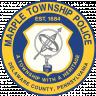 Marple Township Police Department Badge