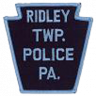 Ridley Township Police Department Badge
