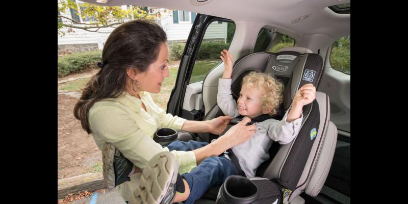 Image for Child Passenger Safety Week (Sept 19-25)