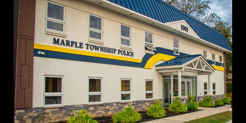 Image for Welcome to the Marple Township Police Department