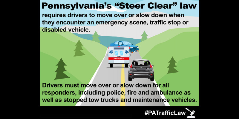 Image for Pennsylvania Steer Clear Law